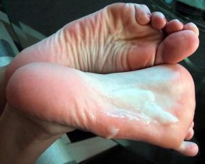feet gozada