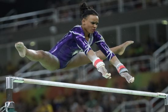 Rio2016 WAG Qualification