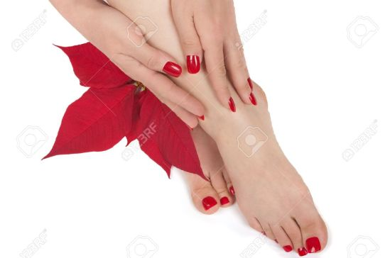 11390796-christmas-spa-with-manicured-hands-and-pedicured-feet-stock-photo