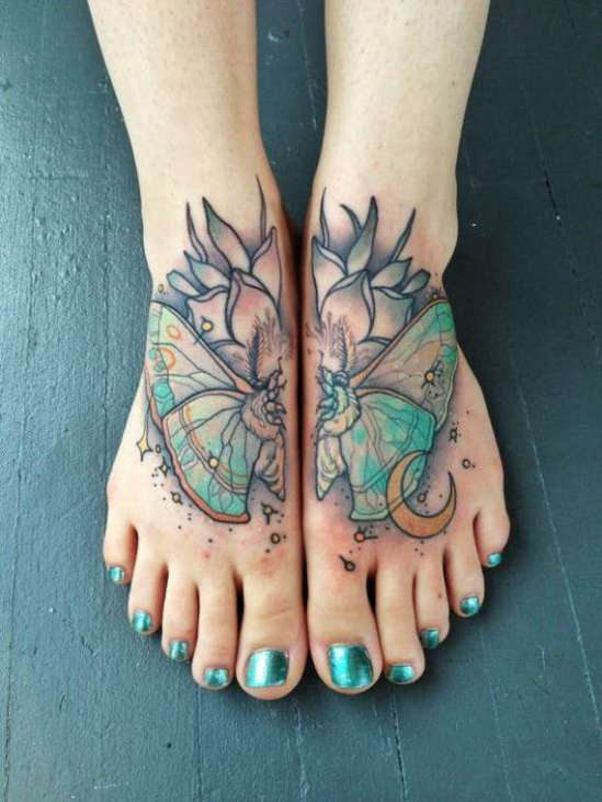 foot-tattoo-ideas-for-girls-24